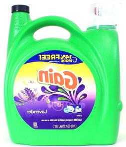 1 Gain Laundry Detergent Lavender Scent 110 Loads he Top Fro