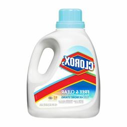 Clorox 2 Laundry Stain Remover and Color Booster, Free and C