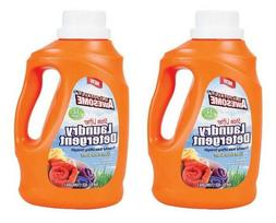 2x LA's Totally Awesome Liquid Laundry Detergent, Ultra Stai