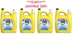 4 PK Tide Simply Clean & Fresh HE Liquid Laundry Detergent 8