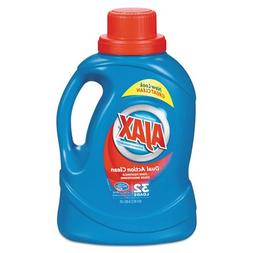 Ajax - HE Laundry Detergent, 50oz Bottle 49558EA (DMi EA