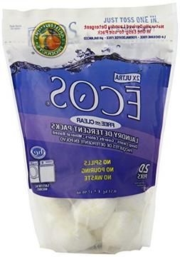 Earth Friendly Products ECOS Free and Clear Laundry Detergen