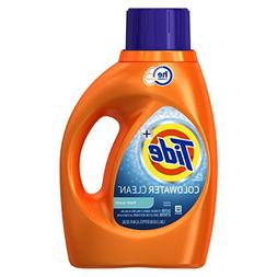 Tide + Coldwater Clean Detergent Fresh Scent