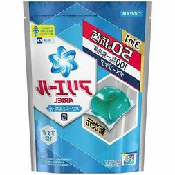 """ARIEL Japanese Detergent Power Gel ball 18 """"Refill"""" from Fro"""