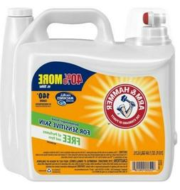 Arm & Hammer 2X Concentrated Liquid Laundry Detergent (140 l