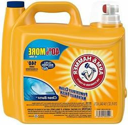 Arm Hammer Laundry Detergent He, Clean Burst, 210 Ounce