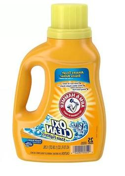 Arm & Hammer Plus the Power of Oxi Clean Stain Fighters Conc