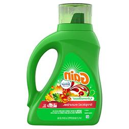 Gain + Aroma Boost Liquid Laundry Detergent with Febreze Fre