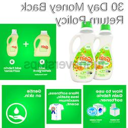 Gain Botanicals Liquid Fabric Softener, Orange Blossom Vanil