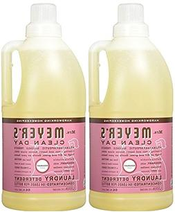 Mrs. Meyer's Clean Day Laundry Detergent, Rosemary, 64 fl oz