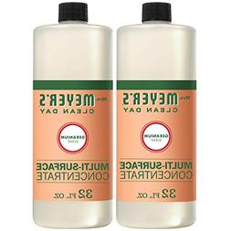 Mrs. Meyer's Clean Day Multi-Surface Concentrate, Geranium