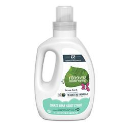 Seventh Generation Baby Concentrated Laundry Detergent, Fres