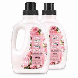 Love Home And Planet Concentrated Laundry Detergent Rose Pet
