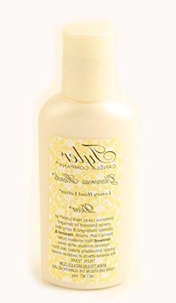 Diva Luxury Hand Lotion, 2 Ounce by Tyler Candle