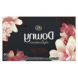 Downy Infusions Fabric Softener Dryer Sheets, Amber Blossom