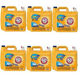 Arm & Hammer 33200-00106 Dual HE Liquid Laundry Detergent Cl
