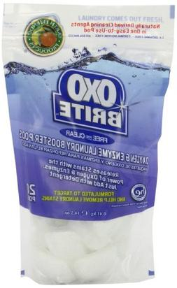 Earth Friendly Laundry Oxobrite Pods Fre