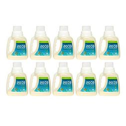 Earth Friendly Products Ecos Liquid Laundry Detergent, Lemon