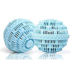 Eco Friendly Wash Ball & Detergent-Free Laundry Ball, Set of