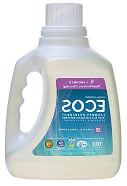 Earth Friendly Products Ecos Laundry Liquid, Lavender 100 fl