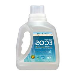 Earth Friendly Products ECOS Liquid Laundry Detergent, Free