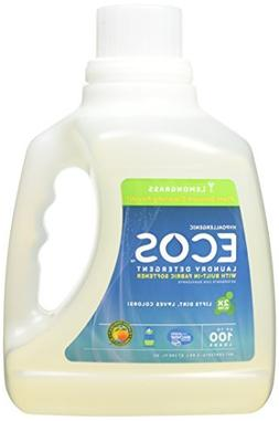 Earth Friendly Products ECOS Liquid Laundry, Lemongrass, 100