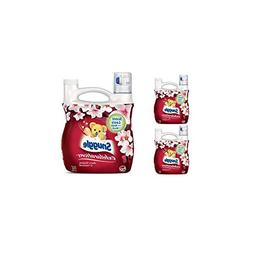 Snuggle Exhilarations Concentrated Fabric Softener Liquid, C