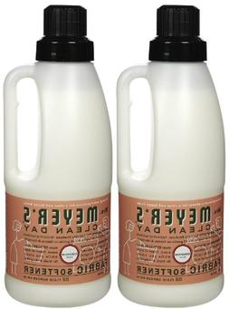 Mrs. Meyer's Clean Day Fabric Softener - Geranium - 32 oz -