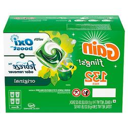 Gain Flings and AromaBoost Laundry Detergent Pacs, Original