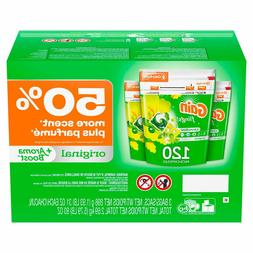 Gain flings! +AromaBoost Laundry Detergent Pacs