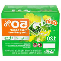 Gain Flings AromaBoost Laundry Detergent Pacs Pods Oxi Boost
