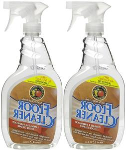 Earth Friendly Products Natural Floor Cleaner Spray - 22 oz