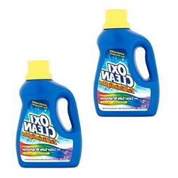OxiClean Fresh Scent 2 in 1 Stain Fighter, 66 fl oz