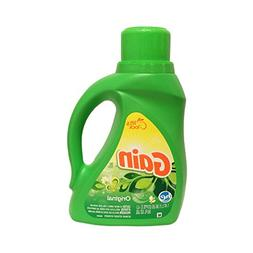GAIN LIQUID DETERGENT, ORIGINAL, HIGH EFFICIENCY, 32 LOADS,