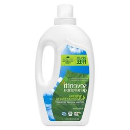 "Seventh Generationâ""¢ Free & Clear Natural Liquid Laundr"