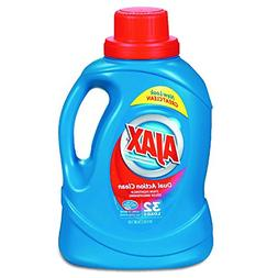 Ajax 49558CT HE Laundry Detergent, 50oz Bottle