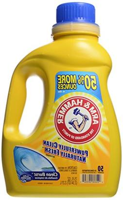 Arm & Hammer 2X Clean Burst HE, 75 oz