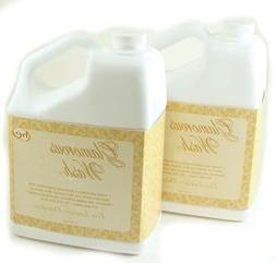 ENTITLED TWO GALLON SET Glamorous Wash Fine Laundry Detergen