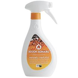 Orange House Kitchen Cleaner, Non-Toxic and Naturally Powerf