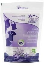 Grab Green 3-in-1 Laundry Detergent Lavender with Vanilla