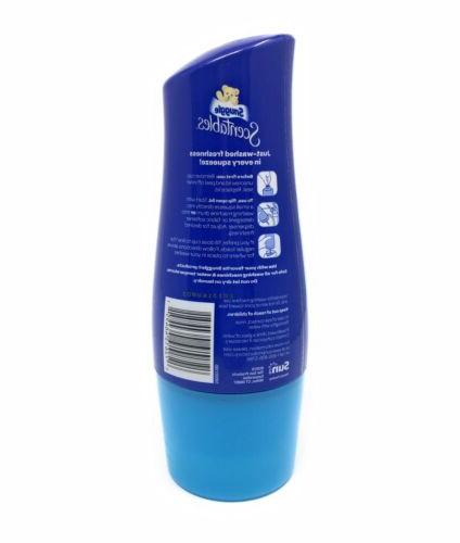 1 Snuggle Scentables Concentrated Cool Liquid Laundry Freshness