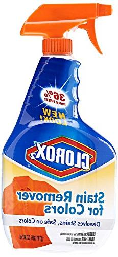 2 Pk, Clorox 2 Laundry Stain Remover with Foaming Action, 30