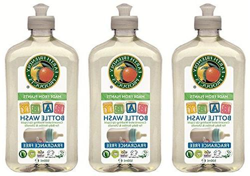 - Earth Friendly Products - Baby Bottle Wash | 500ml | 3 PA