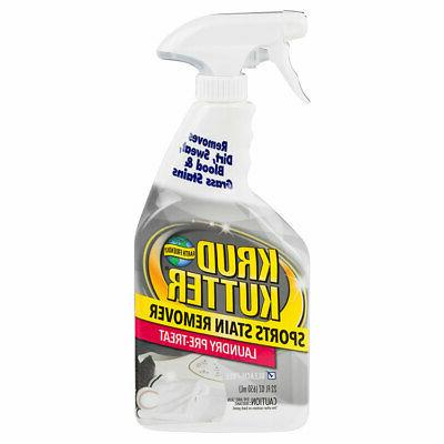 Krud Kutter 305473 Sports Stain Remover Laundry Pre-Treat, 2
