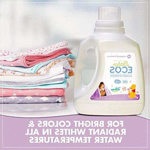 Earth Ecos Disney Laundry Lavender and 100 Fl