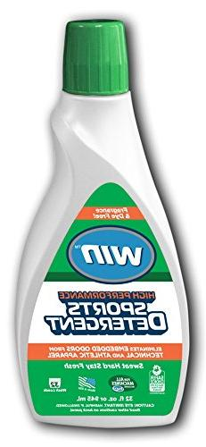 WIN Sports Detergent - Performance Wash for High-Tech Synthe