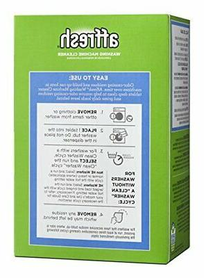 Affresh W10501250 Washing Cleaner, Cleans Front Load