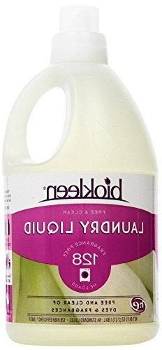 Biokleen Free and Clear Liquid Laundry Detergent 1.89 ltr by