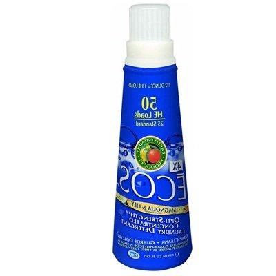 ecos concentrated magnolia laundry detergent