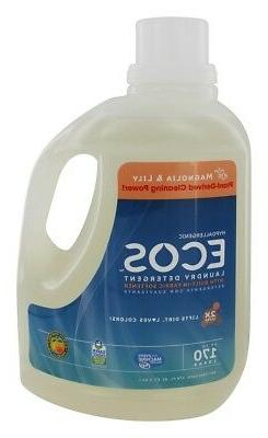 Earth Friendly Products Ecos Liquid Laundry Detergent, Magno